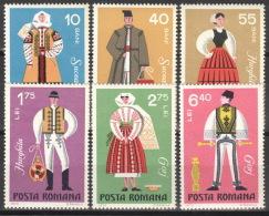 Rumänien 3110/15 ** Postfrisch - 1948-.... Republiken