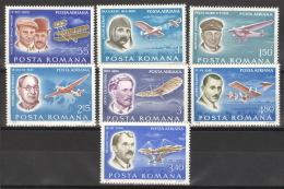 Rumänien 3563/69 ** Postfrisch - Ungebraucht