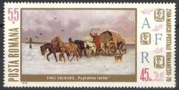 Rumänien 2894 ** Postfrisch - 1948-.... Republiken