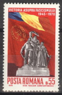 Rumänien 2836 ** Postfrisch - 1948-.... Republiken