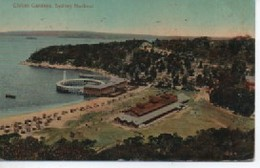 SYDNEY  CLFTON  GARDENS  HARBOUR - Sydney