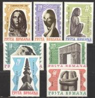 Rumänien 2582/88 ** Postfrisch - 1948-.... Republiken