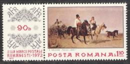 Rumänien 3068Zf ** Postfrisch - Ungebraucht