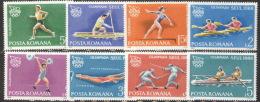 Rumänien 4475/82 ** Postfrisch - Ungebraucht