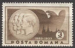 Rumänien 463 ** Postfrisch - Ungebraucht