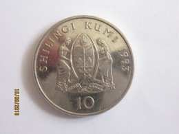 Tanzania: 10 Shillings 1993 - Tanzanie