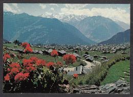 34861/ VERBIER Au Val De Bagnes - VS Wallis