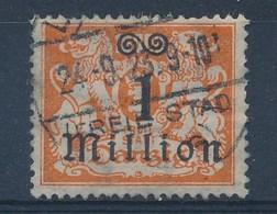 DANZIG - Mi Nr 163 - Gestempeld/oblitéré - Cote 650,00 € - Dantzig