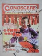 Conoscere Insieme - Opuscoli - I Colori Della Cina - IL GIORNALINO - Otros Accesorios
