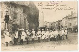 LOT 8 - VILLES ET VILLAGES DE FRANCE - 35 Cartes Anciennes - Villages & Villes - Fêtes - Postcards