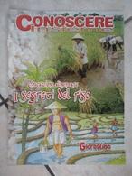 Conoscere Insieme - Opuscoli - Educazione Alimentare - I Segreti Del Riso - IL GIORNALINO - Boeken, Tijdschriften, Stripverhalen