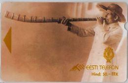 PHONE CARD- ESTONIA (E26.2.5 - Estonia