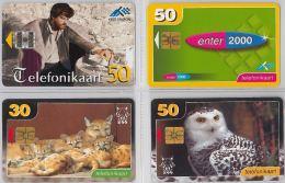 LOT 4 PHONE CARD- ESTONIA (E26.5.5 - Estonia