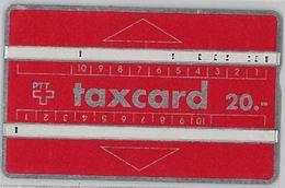 PHONE CARD- CARD SVIZZERA (E26.8.4 - Svizzera