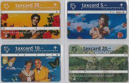 LOT 4 PHONE CARD- SVIZZERA (E26.12.1 - Svizzera