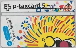 PHONE CARD- SVIZZERA (E26.14.2 - Svizzera