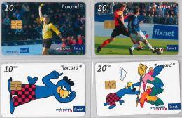 LOT 4 PHONE CARD- SVIZZERA (E26.20.5 - Svizzera