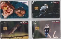 LOT 4 PHONE CARD- SVIZZERA (E26.23.5 - Schweiz