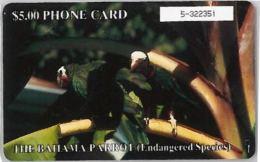 PHONE CARD- BAHAMAS (E27.1.3 - Bahama's