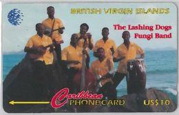 PHONE CARD- ISOLE VERGINI (E27.2.7 - Isole Vergini