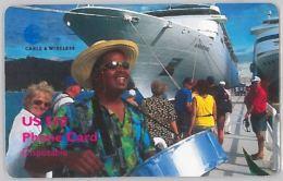 PHONE CARD- ISOLE VERGINI (E27.3.1 - Isole Vergini