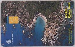 PHONE CARD- ISOLE VERGINI (E27.3.5 - Isole Vergini