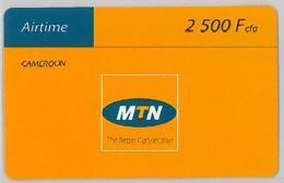 PREPAID PHONE CARD- CAMERUN (E27.5.1 - Cameroon