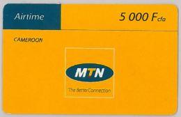 PREPAID PHONE CARD- CAMERUN (E27.5.2 - Cameroon