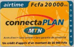PREPAID PHONE CARD- CAMERUN (E27.6.1 - Cameroon