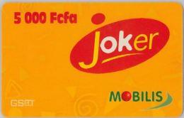 PREPAID PHONE CARD- CAMERUN (E27.6.3 - Cameroon