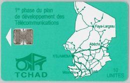 PHONE CARD- CIAD (E27.9.7 - Chad