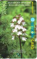 BULGARIA(GPT) - Orchis Purpurea/Bulgarian Orchids 1, CN : 39BULE(type 2), Tirage 14000, 08/96, Used - Bulgaria