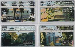 LOT 4 PHONE CARD- ISRAELE (E27.15.5 - Israel
