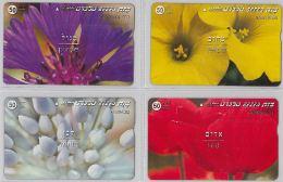 LOT 4 PHONE CARD- ISRAELE (E27.16.5 - Israel