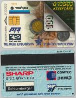 PHONE CARD- ISRAELE (E27.27.2 - Israel