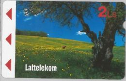 PHONE CARD- LATVIA(LETTONIA) (E27.30.3 - Latvia