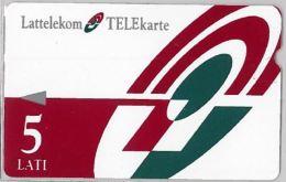 PHONE CARD- LATVIA(LETTONIA) (E27.30.5 - Latvia