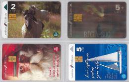 LOT 4 PHONE CARD- LATVIA(LETTONIA) (E27.31.5 - Latvia