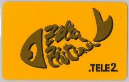 PREPAID PHONE CARD- TELE 2LATVIA(LETTONIA) (E27.32.5 - Latvia
