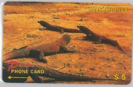 PHONE CARD- RALIK - ISOLE MARSHALL (E27.38.3 - Marshall Islands
