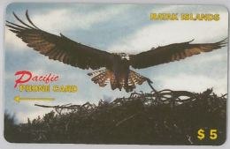 PHONE CARD- RATAK- ISOLE MARSHALL (E27.38.7 - Marshall Islands