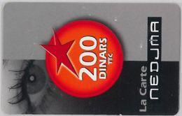 PREPAID PHONE CARD- ALGERIA (E28.1.7 - Algeria