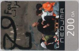 PREPAID PHONE CARD- ALGERIA (E28.1.8 - Algeria