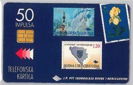 PHONE CARD- BOSNIA-HERZEGOVINA (E28.3.1 - Bosnia