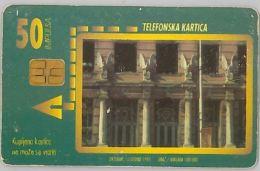 PHONE CARD- BOSNIA-HERZEGOVINA (E28.3.2 - Bosnia