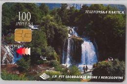 PHONE CARD- BOSNIA-HERZEGOVINA (E28.3.3 - Bosnia