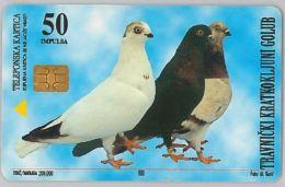 PHONE CARD- BOSNIA-HERZEGOVINA (E28.3.5 - Bosnia