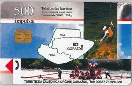 PHONE CARD- BOSNIA-HERZEGOVINA (E28.3.6 - Bosnia