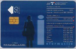 PHONE CARD- BOSNIA-HERZEGOVINA (E28.3.7 - Bosnia