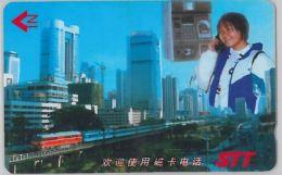 PHONE CARD- CINA (E28.5.3 - Cina